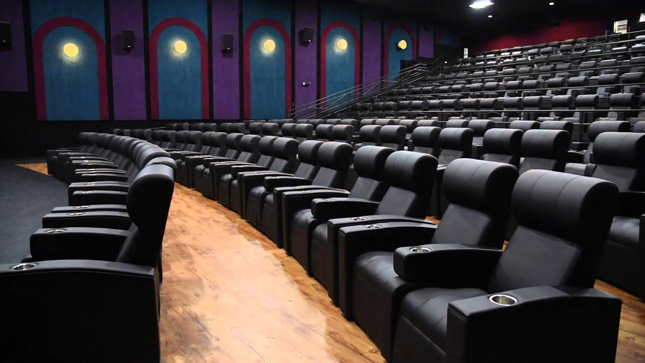 Movie Theater Chairs Celebration Cinema Lansing Seating Renovation Youtube