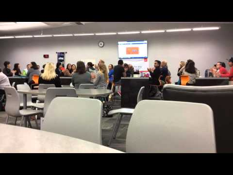 Carr Staff Meeting