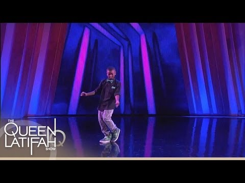 Dance Sensation Lil' Kida Performs   The Queen Latifah Show