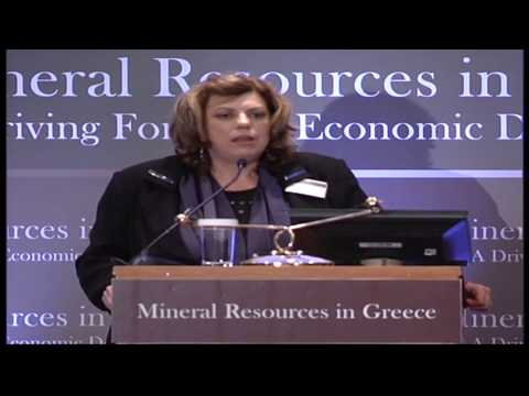 3rd International Forum Mineral Resources in Greece (Rebecca