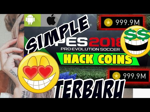 [TUTORIAL] CARA HACK PES 2018 ONLY ANDROID LUMAYAN BUAT ROLL DI SPESIAL AGENT SIMPLE