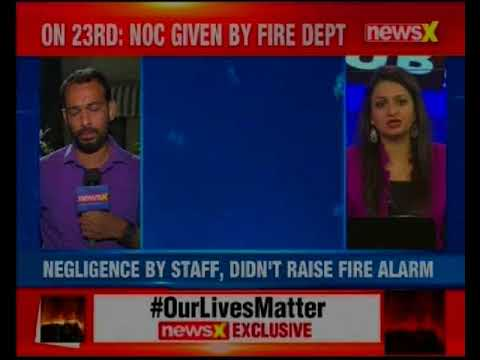 Mumbai fire tragedy: NewsX accesses NoC issued to 1Above 5 days before fire broke out