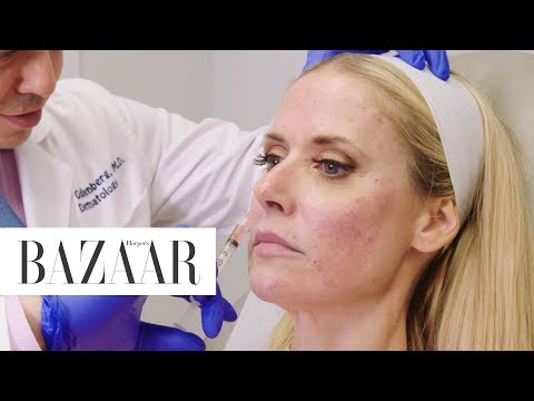 Umbilical Stem Cell Treatment | The Younger Games | Harper's BAZAAR