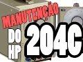 Manuten��o no Gerador de Sinal HP 204C - Navarro Eletr�nica