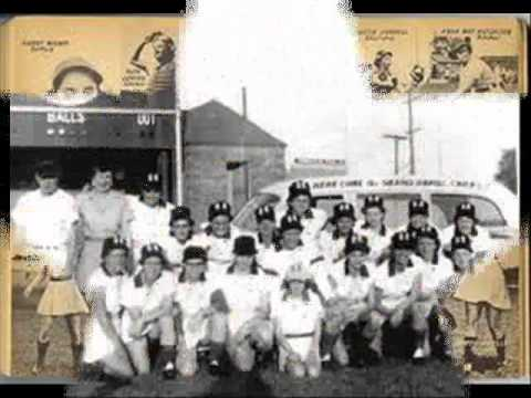 a league of their own movie... the real AAGPBL