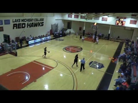 Lake Michigan College Women's Basketball