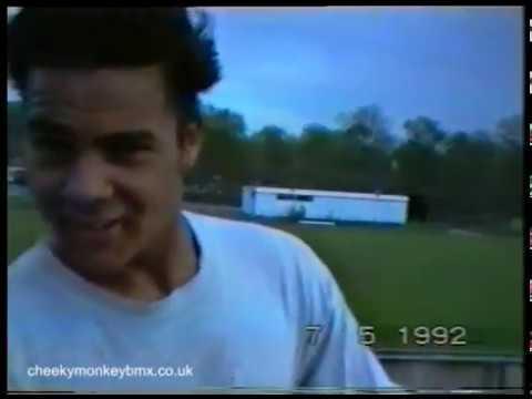 Gerry Galley, Bracknell Vert Ramp, 1992