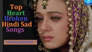 [95.47 MB] Top Superhits Heart Broken Bollywood Hindi Sad Songs Jukebox Hindi Songs
