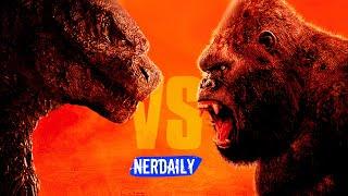 Godzilla VS Kong EN 14 MINUTOS