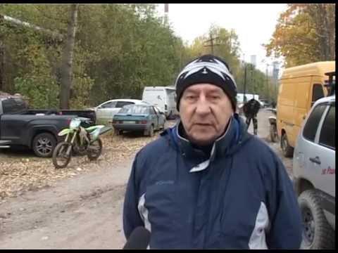 Мотокросс 2015. г. Светогорск