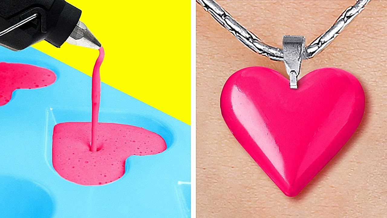 Download Fantastic 3D-Pen DIYs And Glue Gun Crafts To Bring Some Colors In Your Life