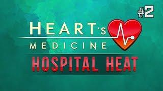 Twitch Livestream | Heart's Medicine – Hospital Heat Part 2 [PC]