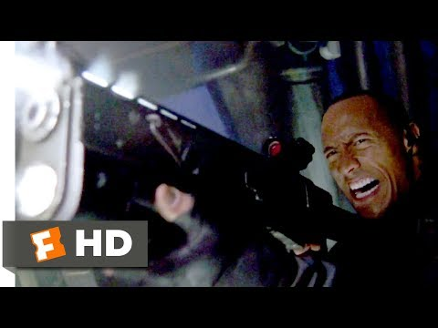Doom (2005) - Mutants and Monkeys Scene (2/10) | Movieclips