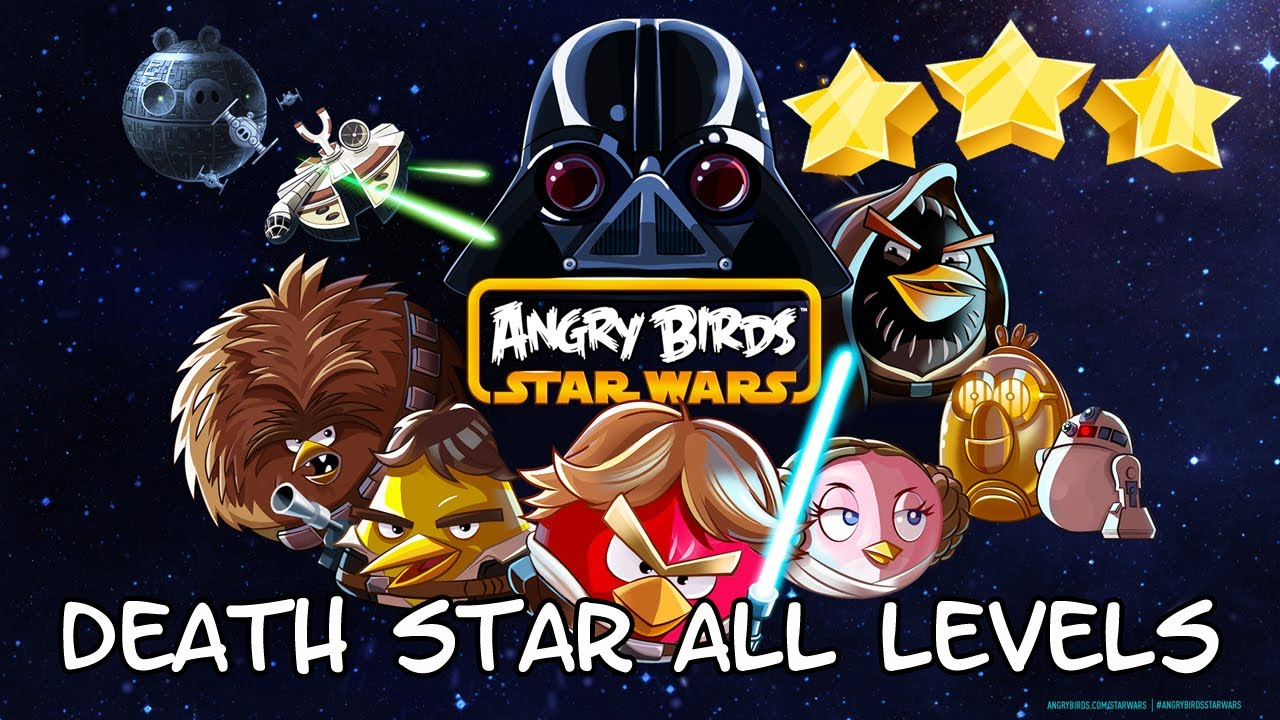Amazon.com: Angry Birds Star Wars Fighter Pods Jenga Death ...
