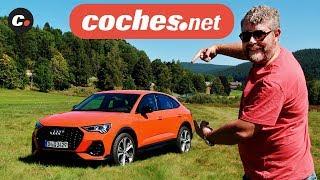 Audi Q3 Sportback SUV | Primera prueba / Test / Review en español | coches.net