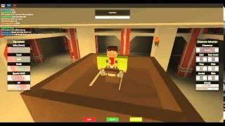 Epic Armored Titan Glitch! ROBLOX: Attack On Titan