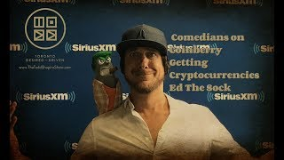 Comedians on Coinberry Getting Cryptocurrencies: Ed The Sock