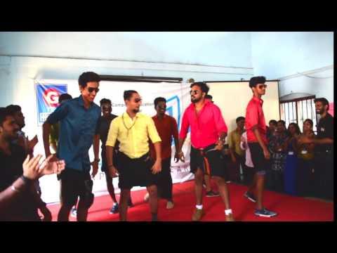 Happy Wedding movie collage dance G-TEC KANNUR (Rahulrajtly)