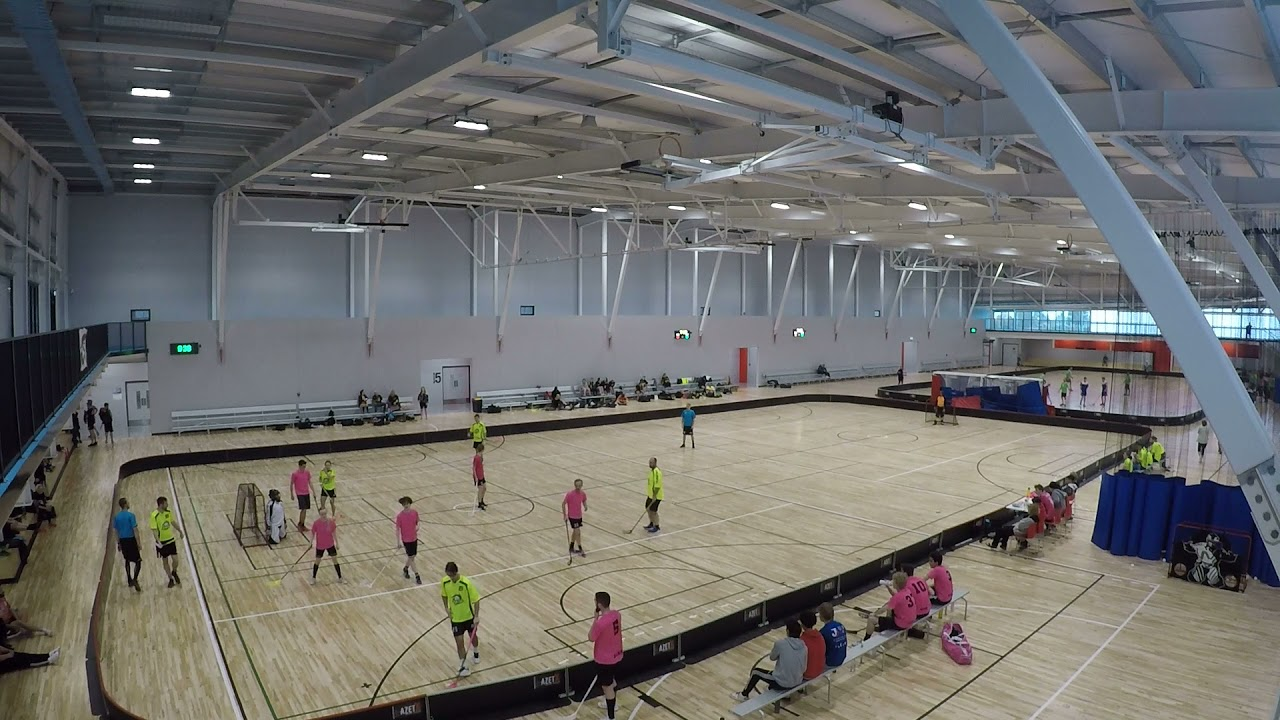 Download 2021 Christchurch Floorball Open Elite Day 2 -  Snowflakes v Wellington Storm