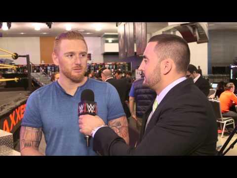 Heath Slater im Interview mit Sebastian Hackl: WWE hautnah – WrestleMania 31
