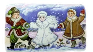 Зимова Казка Сніжниця