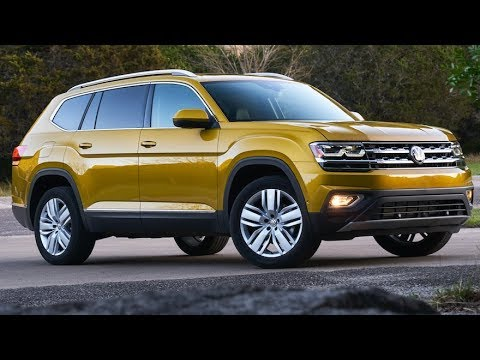 vw atlas review family tested road trip youtube