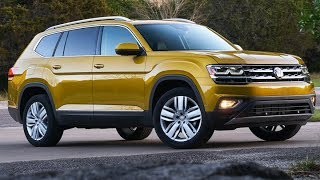 Vw Atlas Review--family Tested Road Trip