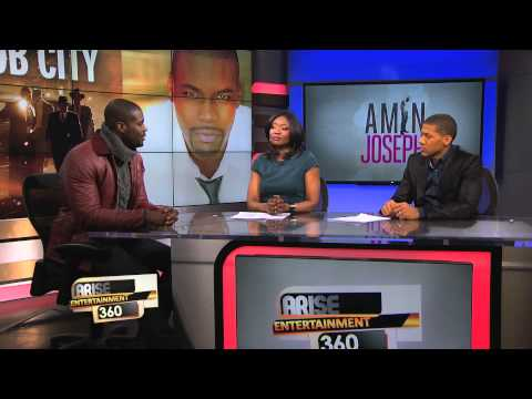 Arise Entertainment 360, Amin Joseph