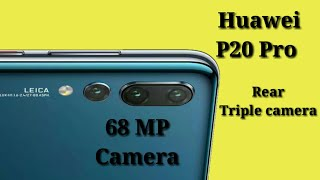 Huawei P20 Pro | amazing,Unboxing and Looking nice,Triple Camera,Total 68 Mp Camera