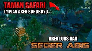 TAMAN SAFARI SURABAYA !! #1 - Planet Zoo Indonesia