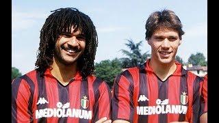 Van Basten + Rudd Gullit Vs Internazionale  1991  - Dutch Attack