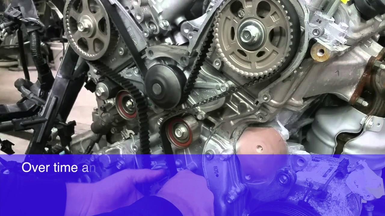 medium resolution of genuine honda timing belt replacement