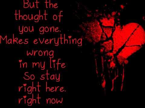 My Darkest Days - Without You Lyrics