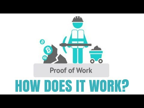 How does Proof of Work, work?
