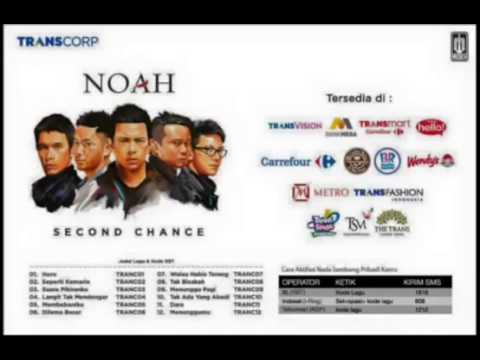 Cover Lagu Noah Walau Habis Terang  New Second Chance