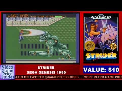 What is Strider worth?