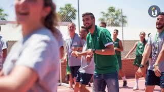Campus Unicaja Baloncesto 2018 T2: Presentación de Jaime Fernández
