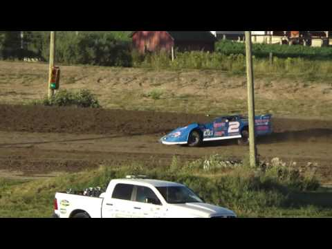 American Ethanol Series Time Trails with Chad Finley and Travis Stemler at I-96 Speedway, Michigan.