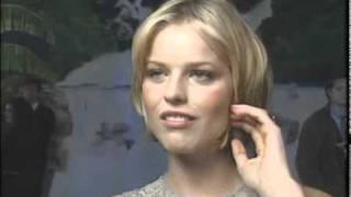 Supermodel Eva Herzigova