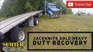 Jackknife Solo Heavy Duty Recovery