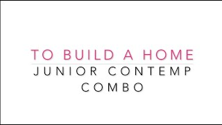 Junior contemp To build a home