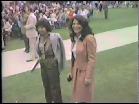 1982 Sheryl's Jr High Graduation Portola