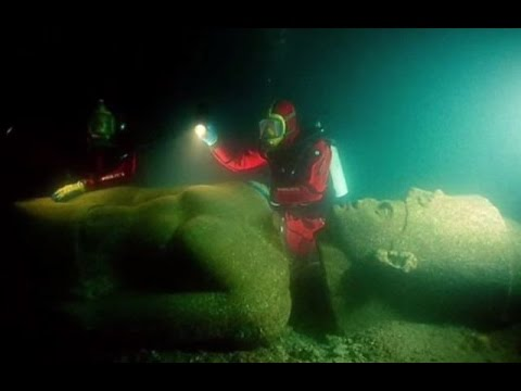 ANCIENT UNDERWATER CITY DISCOVERED-THE SECRET OF THE DEEP, documentary