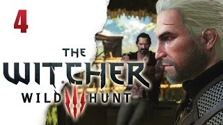 THE WITCHER 3 Gameplay German PC  Deutsch Part 4 | Let