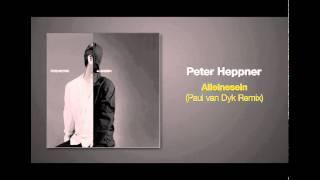 Paul van Dyk Remix of ALLEINE SEIN by Peter Heppner
