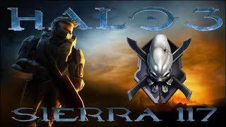 Halo 3 Legendary Walkthrough: Mission 1 - Sierra 117