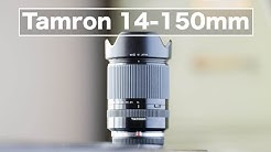 Tamron14-150mm F3.5-5.8 –Compact Superzoom