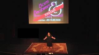 Belonging on Stage: Jen Friedman at TEDxChesterRiver