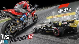 🔴 MotoGP 19 & F1 2019 LIVESTREAM! | TechItSerious