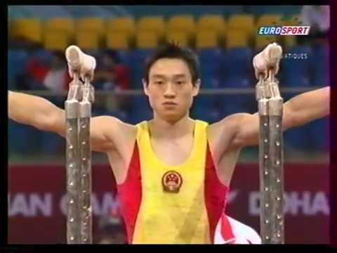 2006 Asian Games Gymnastics Men All Around
